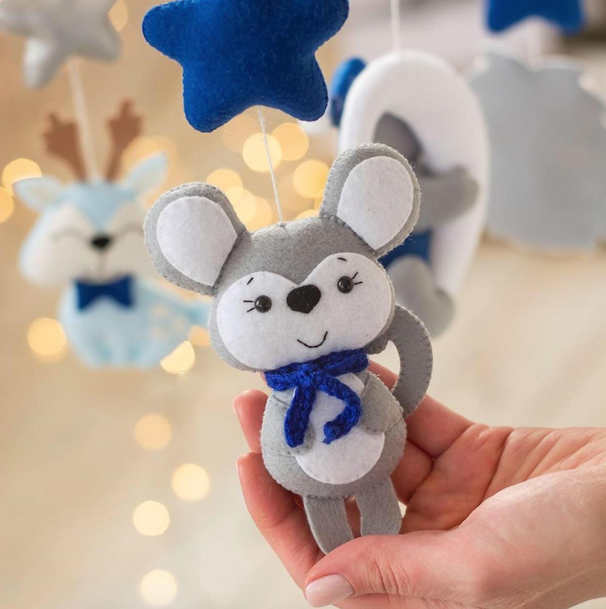 5 món đồ chơi ý nghĩa dùng làm quà đầy tháng cho bé