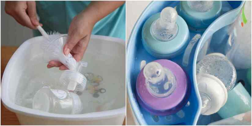 Dụng cụ vệ sinh dây máy hút sữa Medela chuyên dụng