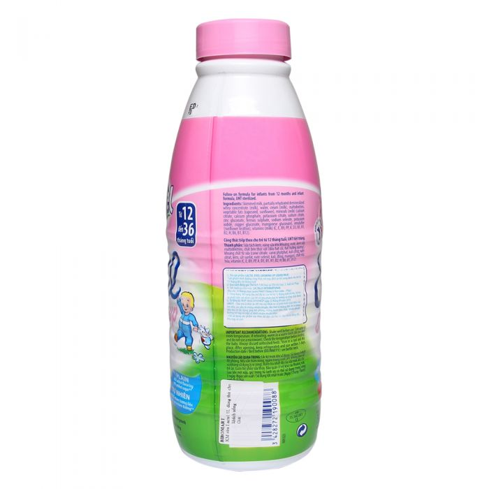 Sữa Lactel Eveil pha sẵn của nước nào?Hỗ trợ tăng chiều cao?