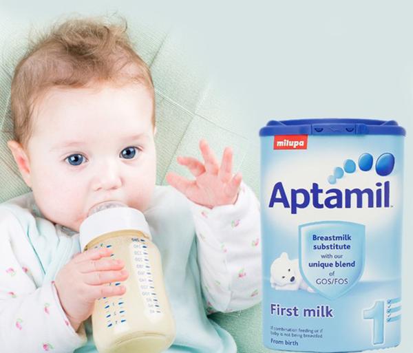 Sữa aptamil của nước nào tốt cho bé? Hướng dẫn pha sữa đúng cách