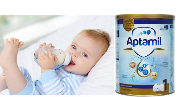 Sữa Aptamil có mấy loại? Aptamil của nước nào tốt nhất?