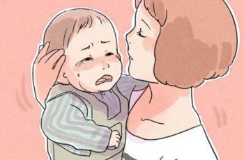 """Mách mẹ 11 chiêu hay dỗ bé khóc """"một phát nín ngay"""""""