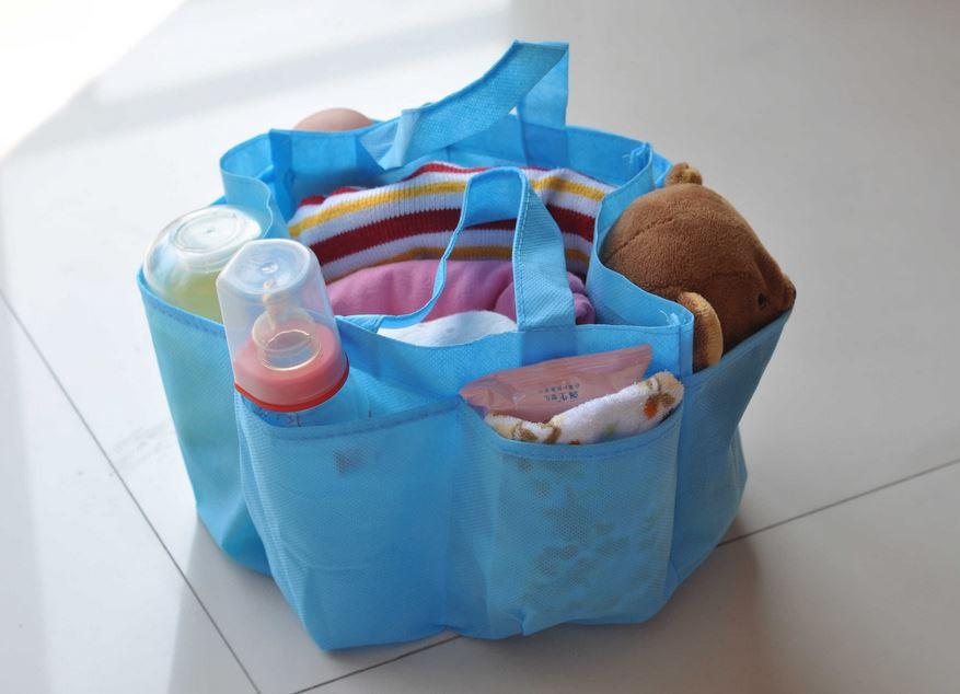chuẩn bị đồ cho bé sơ sinh