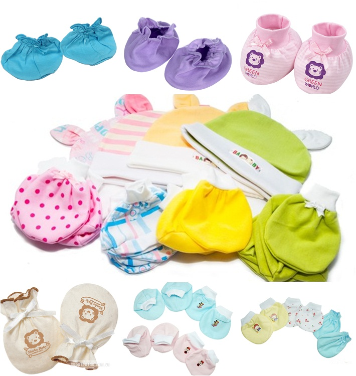 Danh sách đồ sơ sinh cần thiết cho bé vào mùa thu đông