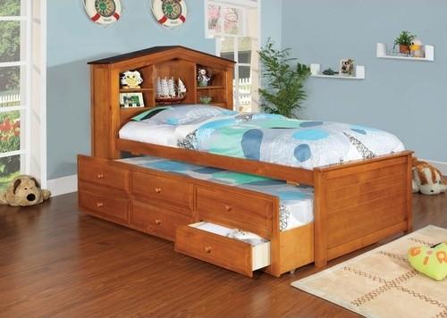 giường tầng hộp cho bé