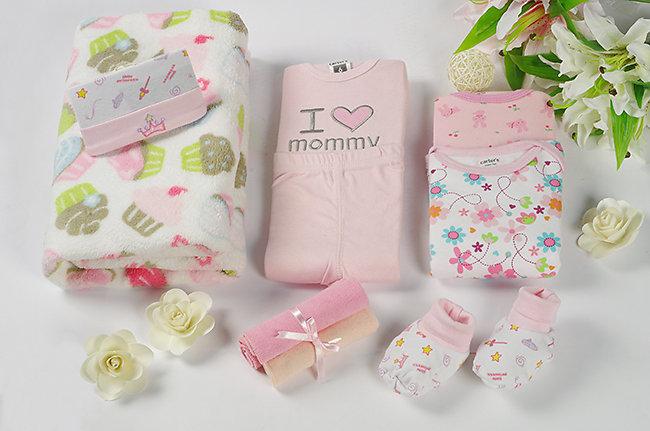 Chia sẻ kinh nghiệm sắm đồ sơ sinh cho bé vào mùa thu đông