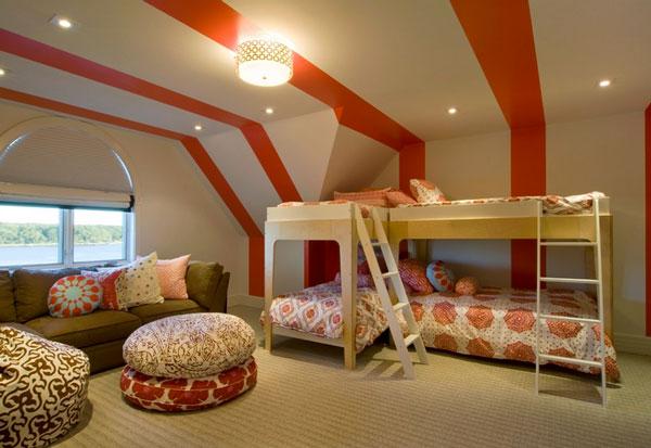 giường tầng đẹp cho bé