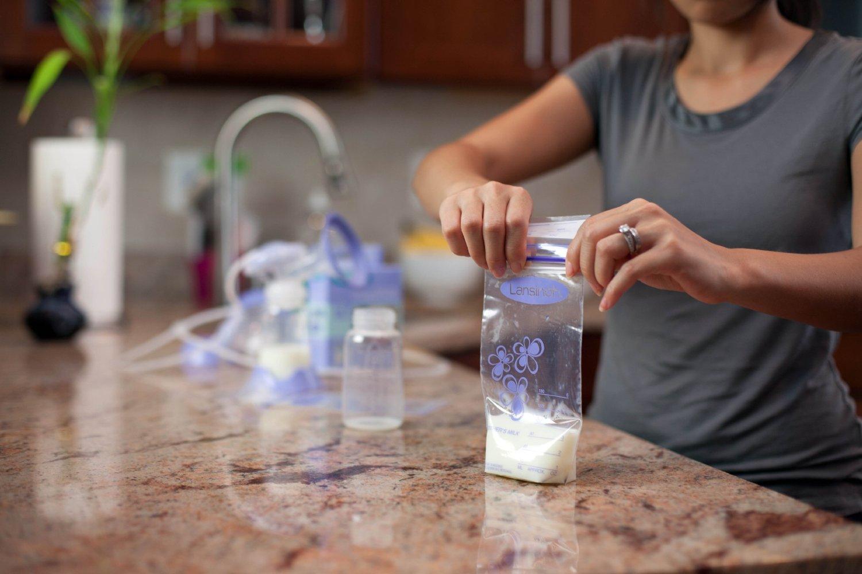 Kết quả hình ảnh cho lưu trữ sữa mẹ