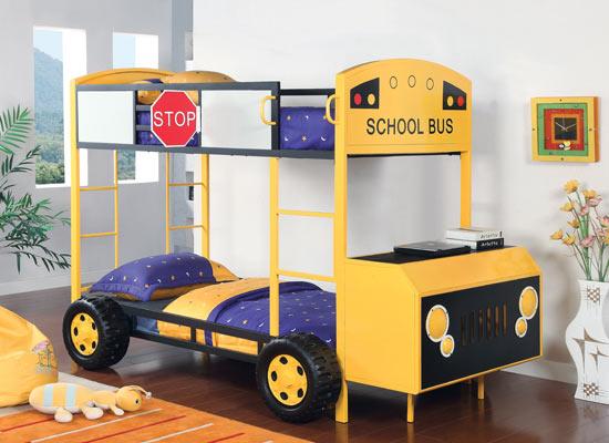 giường tầng cho các bé trai