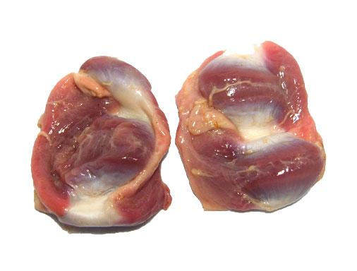 Ăn mề gà nướng giúp giảm đau dạ con sau sinh