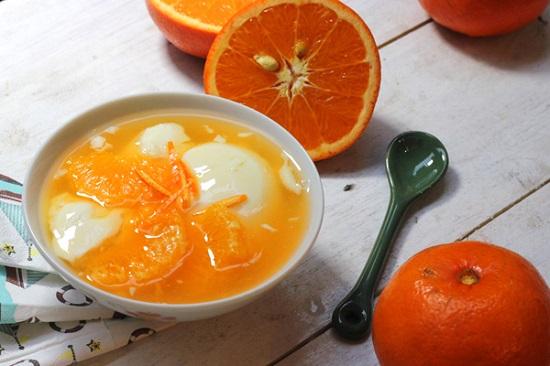 Tào phớ vị cam - Món ăn dặm kiểu Nhật cho bé 5-7 tháng tuổi