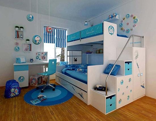 giường tầng đẹp cho bé trai