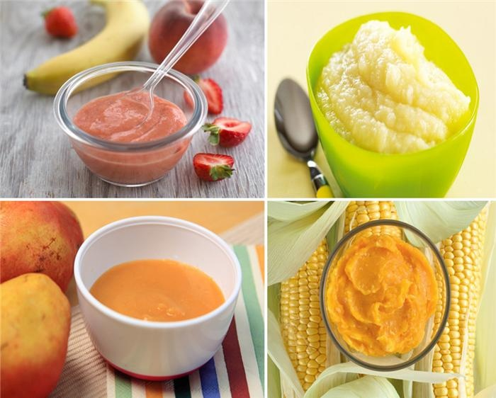 Chia sẻ trọn bộ thực đơn kích thích vị giác và chống tiêu chảy cho trẻ 6-12 tháng tuổi