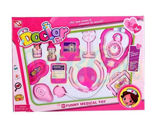 Bộ đồ chơi trẻ em VBC-8102A-3 an toàn cho bé
