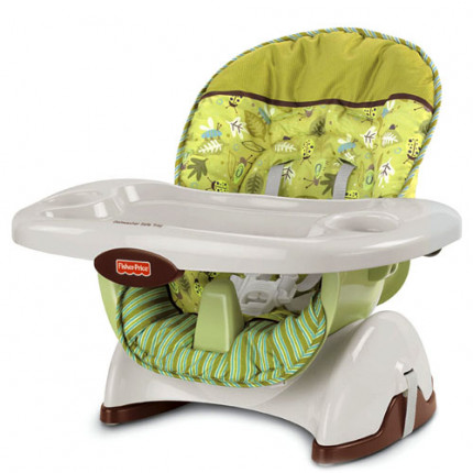 Ghế ăn cho bé Fisher Price Space Saver High Chair X1465