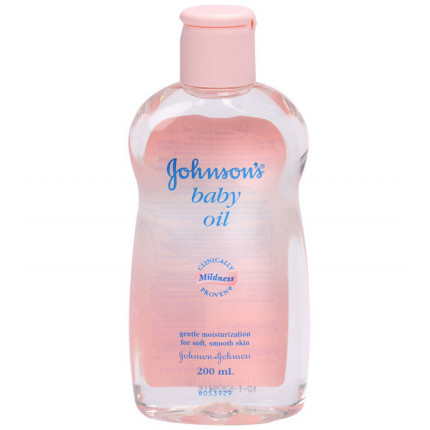 Dầu massage Johnson 200ml