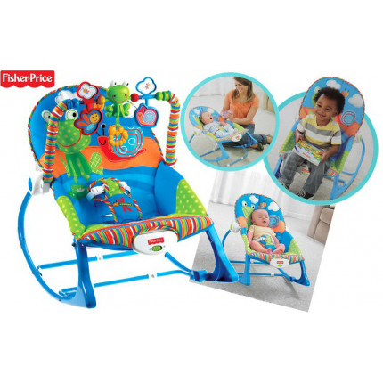 Ghế rung Fisher Price X7033 - 2010