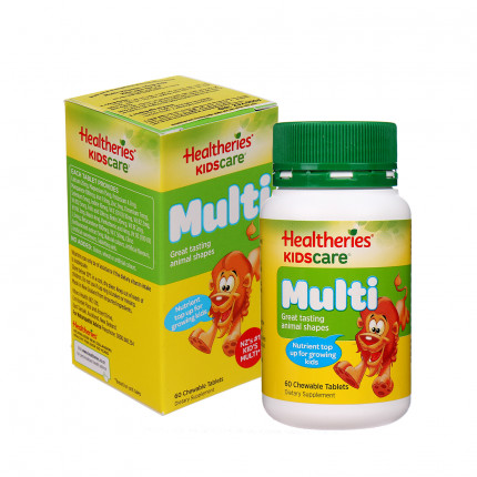 Healtheries Kidscare Multi 60 viên