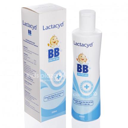 Sữa tắm cho bé Lactacyd 250ml