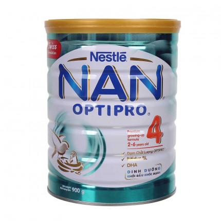 Sữa bột Nan Pro số 4 (900g)