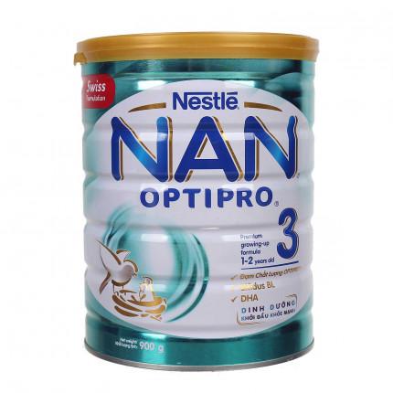 Sữa bột Nan Pro số 3 (900g)