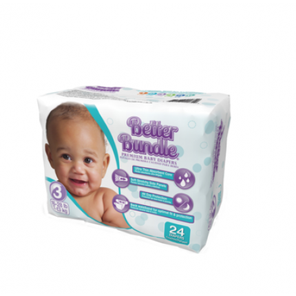 Tã giấy Better Bundle size 3