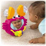 Fisher-Price Growing Baby Clack and Play Crab - W3111