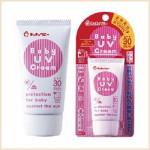 Kem chống nắng cho bé Chuchu Baby 991443 SPF-30, 30g