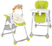 Ghế ăn kèm đồ chơi cho bé BREVI279 - 239 Xanh