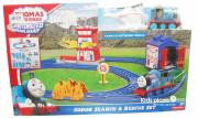 Bộ đồ chơi đường ray cứu hộ Thomas BMF10