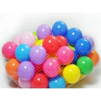 Túi bóng 50 quả bóng mềm