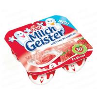 Sữa chua Milch Geister (4 hộp)