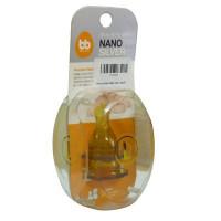 Núm ty Nano Silver baby one size L cổ hẹp