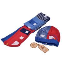 Bộ khăn mũ len 7751