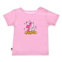 Áo sơ sinh Kiza N17 (màu hồng)