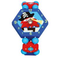 Đồng hồ đeo tay Pirat màu xanh 9086037
