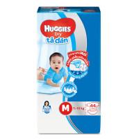 Bỉm - Tã dán Huggies size M 44 miếng (cho bé 5-10kg)