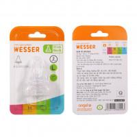 Bộ 2 núm ty Wesser size L 7M+