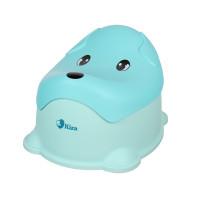 Bô vệ sinh cho bé hình chú cún Kiza