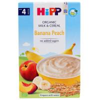 Bột dinh dưỡng Hipp sữa Chuối, Đào 2973 (250g)