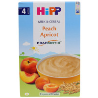 Bột dinh dưỡng Hipp sữa đào mơ tây 2983 (250g)