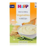 Bột ngũ cốc rau củ tổng hợp Hipp AC3321