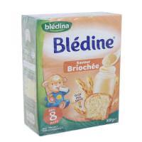 Bột pha sữa Bledina vị bánh mỳ 500g