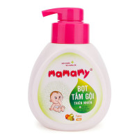 Bọt tắm gội Mamamy Fancy 400ml