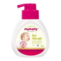 Bọt tắm gội Mamamy Floral 400ml