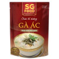 Cháo bổ dưỡng SGF vị gà ác nhân sâm 240g