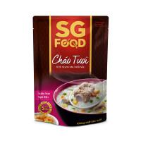 Cháo tươi SG Food sườn non ngũ đậu 6M+