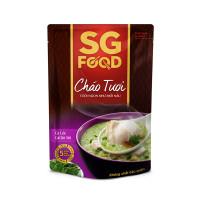 Cháo tươi SG Food vị cá lóc 6M+