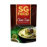 Cháo tươi SG Food vị lươn đậu xanh 270g