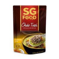 Cháo tươi SG Food vị thịt bằm bí đỏ 6M+